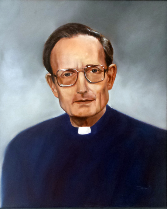 Father Ramón E. Delius
